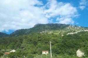 Buljarica Golubovici hills