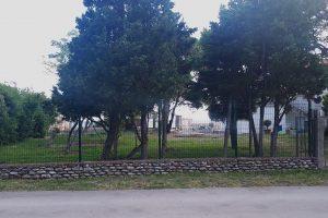 Buljarica Plaza garden